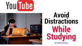 3 Ways to avoid distractions which studying online