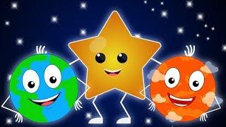 песни планет рифма для детей изучать планеты Planets Song