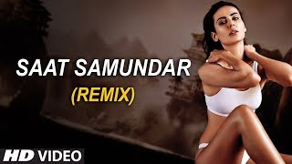 Saat Samundar Paar (CLUB MiX) - DJ SAAHIL ARYA | HARSHIL PALSANA VISUALS