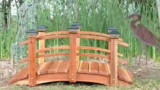 Garden Bridges Over Garden Waters.559-325-2597.