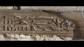 Exploring The Osirion, Seti 1 Temple And More At Abydos In Egypt April 2019