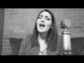 Adele - Chasing Pavements cover by Sarah Glynn