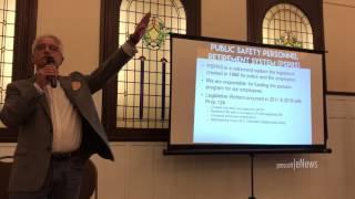 PAHA Holds Forum on PSPRS