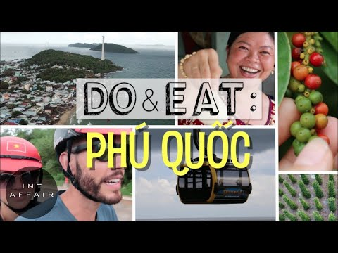 TOP SIGHTS AND FOOD IN PHU QUOC, VIETNAM