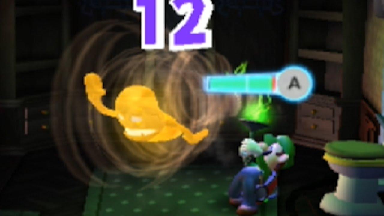 Luigi S Mansion 2 Dark Moon Episode 5 Hidden Secrets Bonus