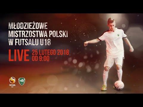 MMP U18 w Futsalu 2018 - dzień trzeci