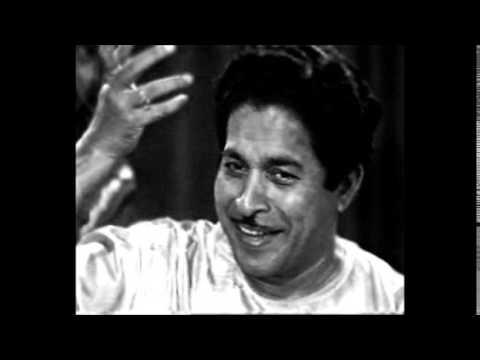 Pt Jitendra Abhisheki - Raag Gorakh Kalyan