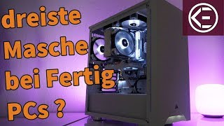 DREISTE MASCHE von FERTIG PC SHOPS ? | Verkaufsstrategien und Tricks #KreativeFragen 17