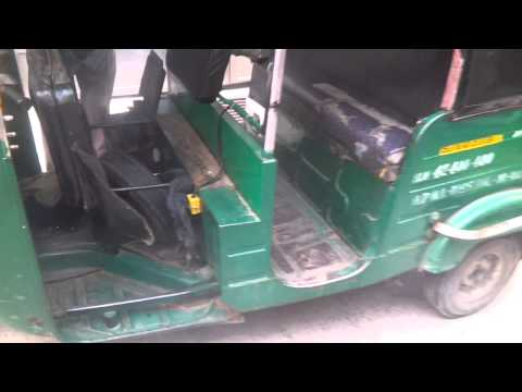 Cng Auto Rickshaw Power
