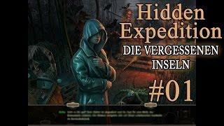LP Hidden Expedition #01: Die Vergessenen Inseln [GER|HD]