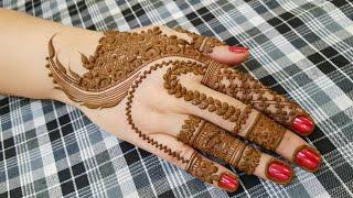Henna Jewellery Mehndi : Jewellery mehndi design 2018 new creationthought of creation