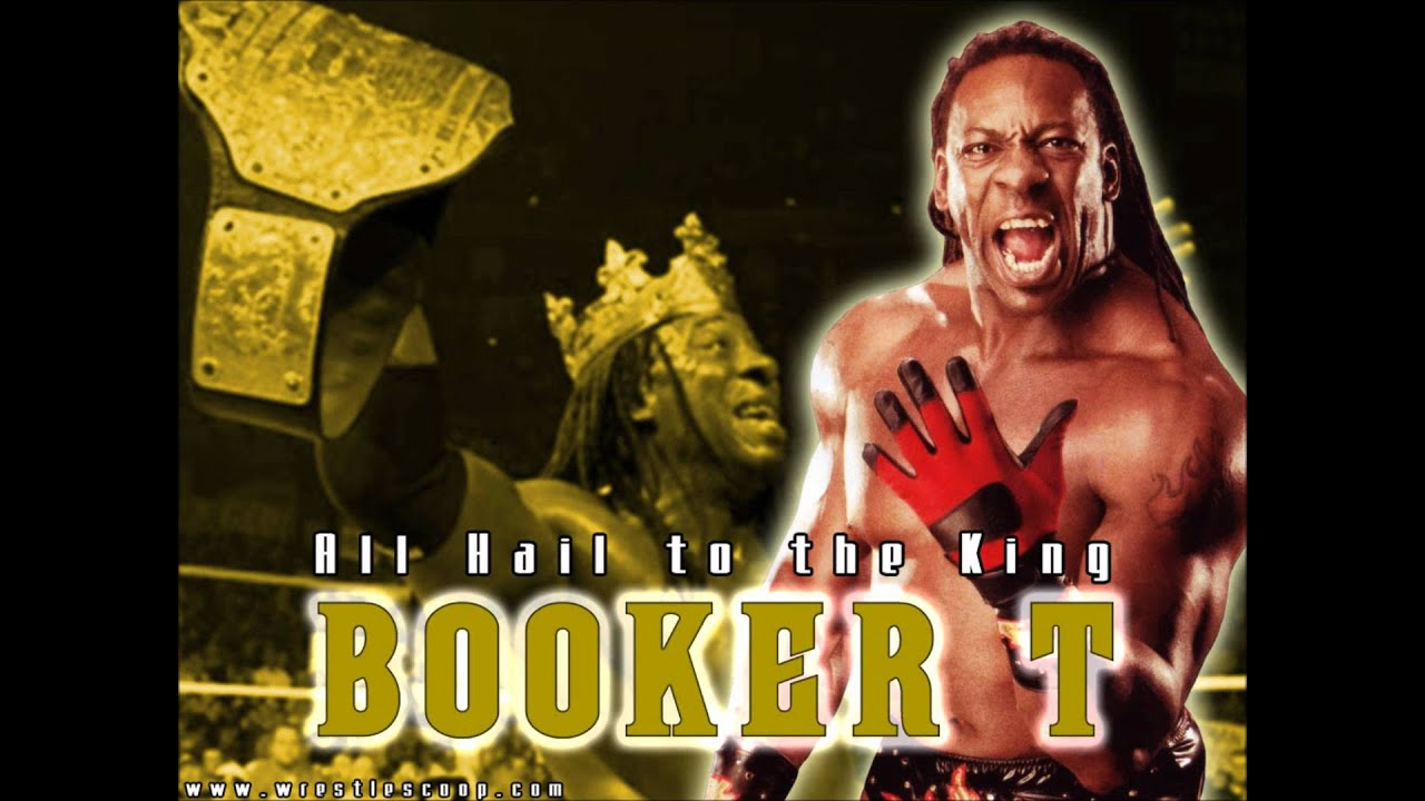 Wwe Booker T Quotes: WWE/WWF: Booker T Theme- Rap Sheet(Extended)