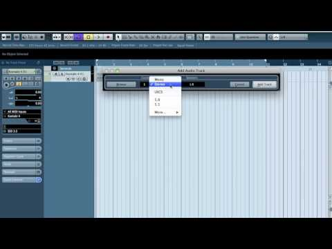 Recording 101 - How to loop record in Cubase