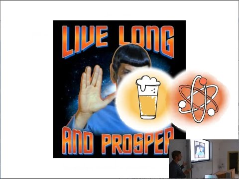 Live Long and Prosper? Keeping an eye on stressed cells. [The Pint of Science in Prague]