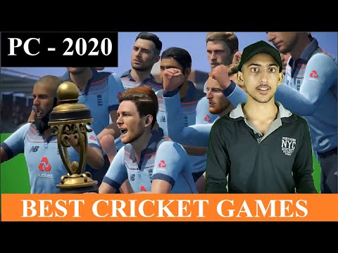7 Best Cricket Games For PC - (2020) - [2GB/4GB RAM]