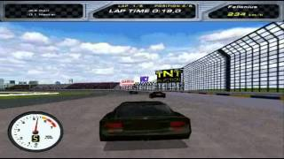 Retro PC Gaming 2: Viper racing, 1998 by Monster Games