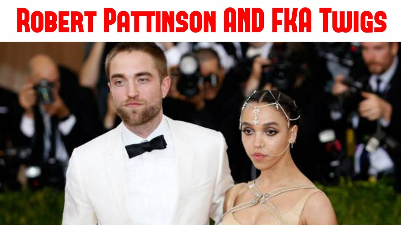 Girl thats dating robert pattinson