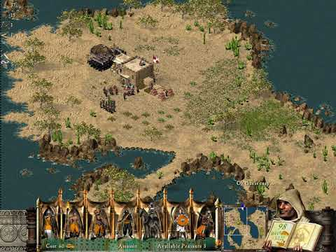 Stronghold Crusader: 80. The Big One (Fast Game) |