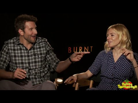 Burnt Interview: Bradley Cooper & Sienna Miller