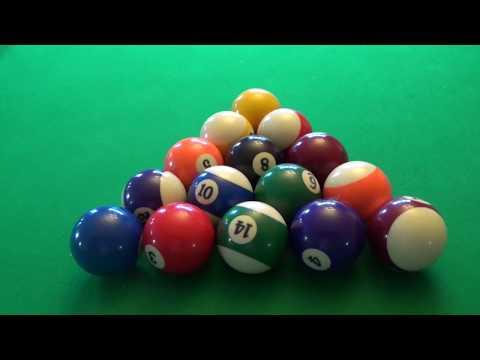 Pool Trick Shots - Kid Magic