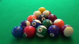 Pool Trick Shots - Kid Magic
