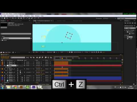 2D Animation ExplosionTutorial