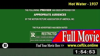 Hot Water (1937) Full Movie Online