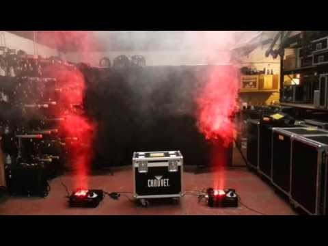 how to unclog a fog machine