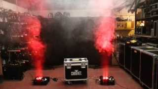 Chauvet Geyser upright smoke machine effect