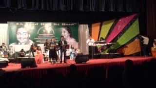 Jugal Kishor and Shefali Taggarsi - Ai dil hai mushkil jeena yahan