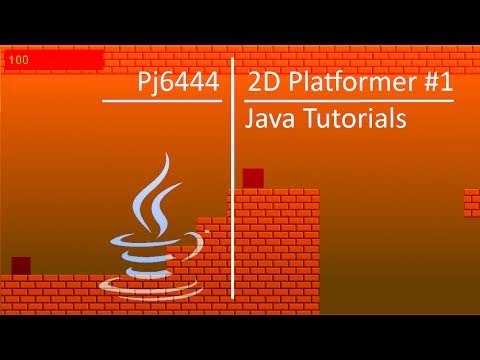Java] Create a Tetris Game in Swing with Java 2D - Part 1 | FunnyCat TV