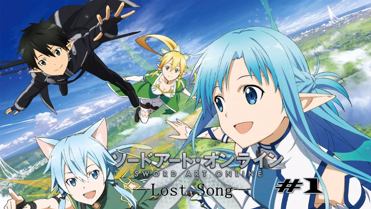 ตามติดชีวิตโตะ - Sword Art Online Lost Song #1 w/ ShopperKung ...