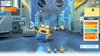 Despicable Me Minion Rush Windows 8 Windows 8.1 Windows RT gameplay
