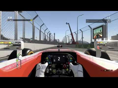 Project cars AOR F1 2016 Russia