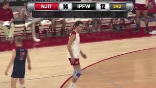 NJIT Highlights vs. IPFW | 1.14.18