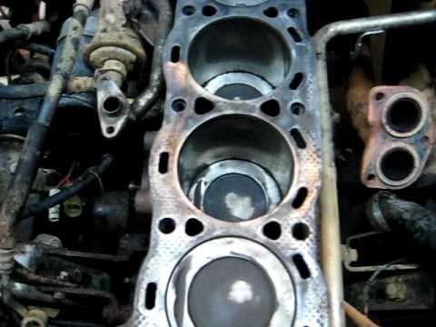 22re Engine Rebuild Part 1