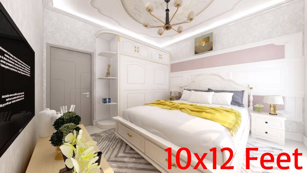 Interior Design 10x12 Feet Master Bedroom 2020 Youtube