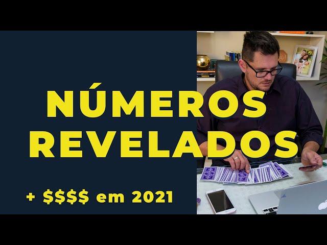 Numeros revelados: mais dinheiro em 2021 [numerologia]