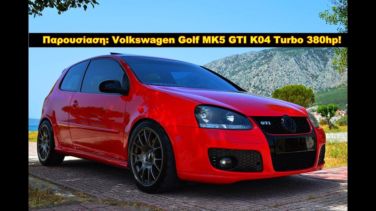 Volkswagen Golf MK5 GTI K04 Turbo   The Best Cars GR