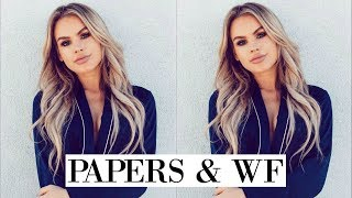research papers, whole foods medicine haul & manifesting | DailyPolina