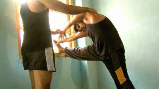 Kickboxing Stretch for Beginners