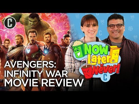 Avengers: Infinity War Review: See It Now, Later or Never?