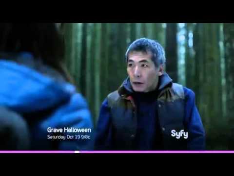 Graham Wardle in SyFy Movie Grave Halloween Trailer - YouTube