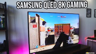 Samsung QLED 8k Gaming: The Be…