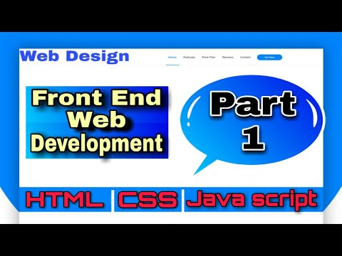 Basic HTML Code    Front-End Web Development Course – Part 1