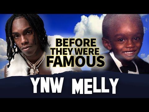 YNW Melly  Before They Were Famous  Biography before Arrest