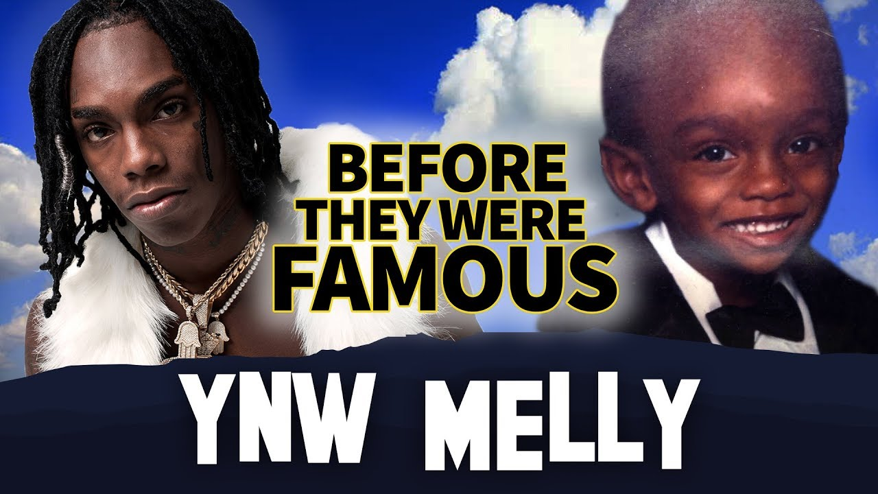 Rising Florida rapper YNW Melly charged in murders of two friends