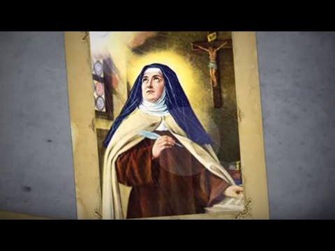 A História de Santa Teresa de Ávila - reportagem Rede Século 21