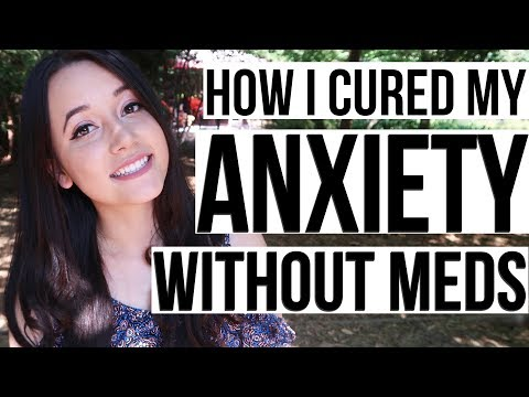 How I Cured My Anxiety Without Medication | AmyCrouton