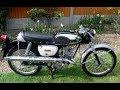 Suzuki 80cc sport (K11p) Restoration & re-buld